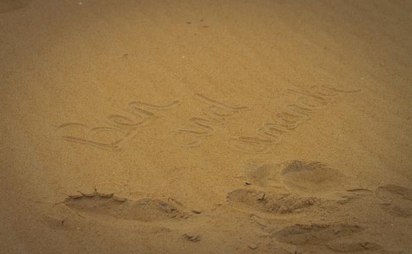Sandwriting